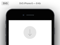 Free Vector Perfect iPhone 6