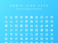 Admin UI 16