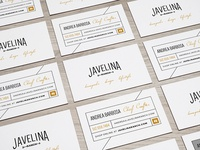 Javelina Ranch Business Cards