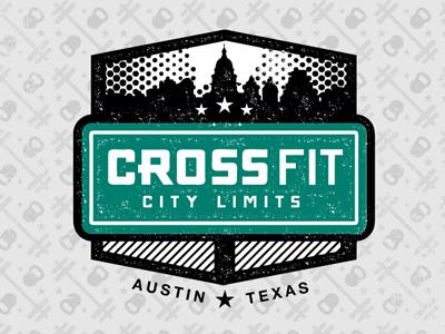 Dribbble crossfit old logo