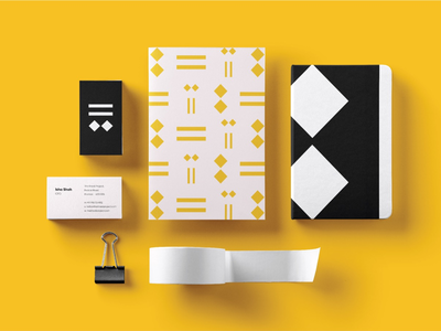 Branding - The Khadi Project fashion branding clothing brand stationery design art direction identity design logo design branding