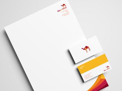 Rann Utsav - Stationery Design