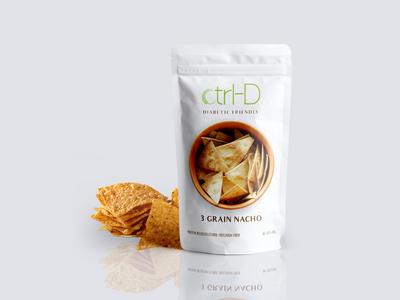 Ctrl-D - Packaging Design