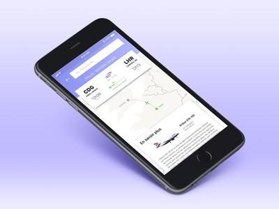 Airplanes App