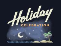Holiday Celebration in the Tropics