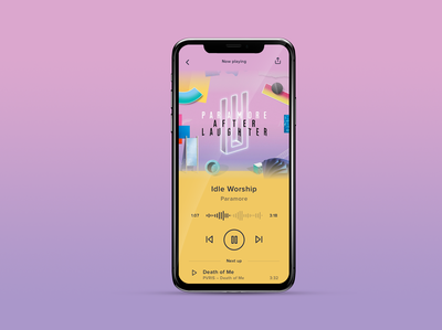 Design Challenge - Music Player