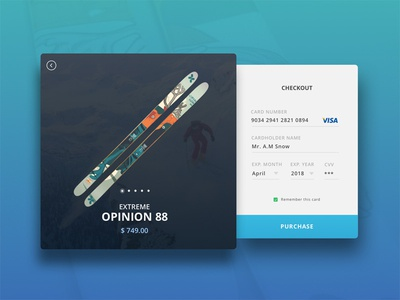 Checkout - Daily UI #002 ux up ui sign modal login in design dailyui