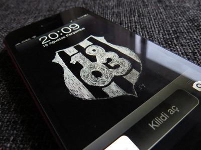 1903 iPhone 5 Wallpaper 1903 bjk besiktas jk blacknote iphone 5 wallpaper sy selcukyilmaz