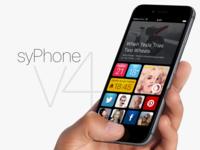syPhone v4 sneak peek