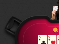 Poker Game Interface Detail