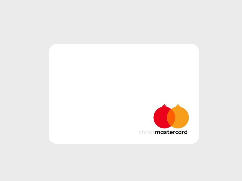 christmastercard sy selcukyilmaz design creditcard mastercard tercard christmas