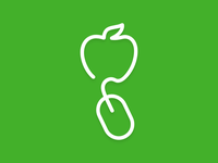 Iste Meyve (Fruit in the Office) Logo