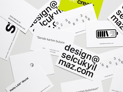 My Businesscards