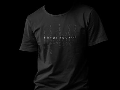 Art Director T-Shirt Design - BlackTShirt SY selcukyilmaz sy black tshirtdesign tshirt artdirector art