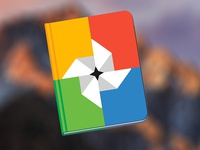 Google Photos for Mac App Icon