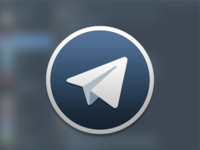 Telegram X for Mac App Icon