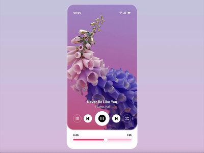 MusicPlayer Concept