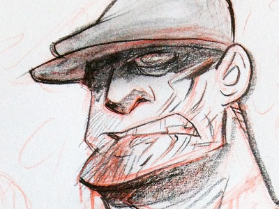 Goon//2 goon eric powell haylee herrick col-erase graphite red blood