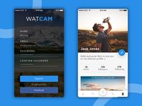 Watcam app