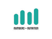 Numbers & Nutrition Logo