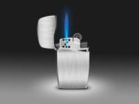 Zippo BLU Lighter