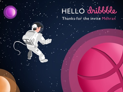 Space Dribbble 0001