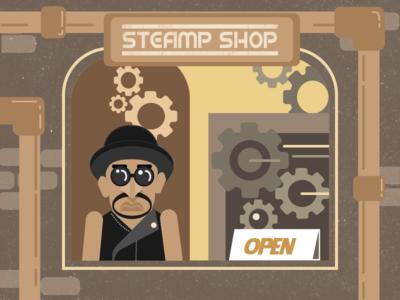 Steamp Shop