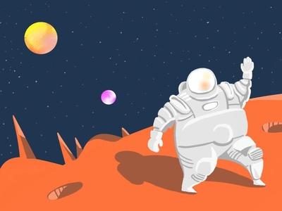 Hallo Mars!