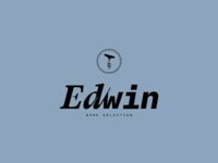 Edwin Wines Brand Identity