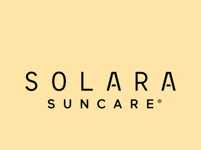 Solara Suncare Brand ID