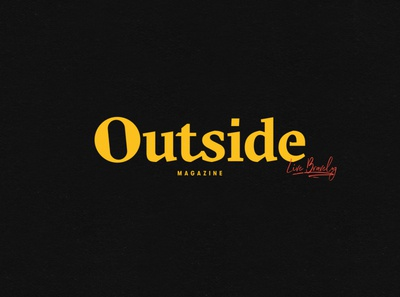Outside Mag Brand Concept
