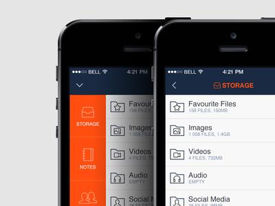 Private Folder App
