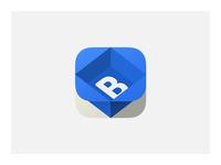 🅱️️ Unused app icon idea