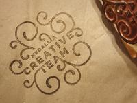 Creative Team Stamp