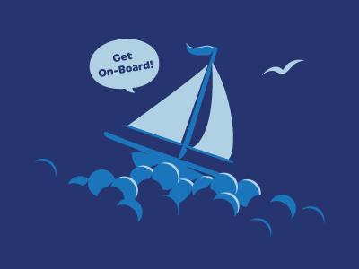 Onboarding Shirt sail boat shirt orientation onboarding ball pit