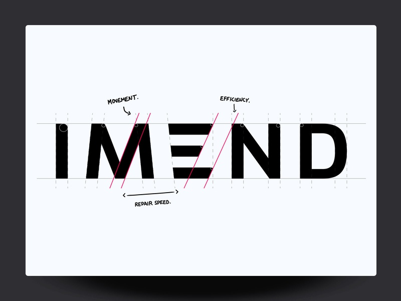 Logo Concept redesign rebranding rebrand logo concept logo grid branding design