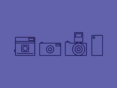 Photo Lineup Icons
