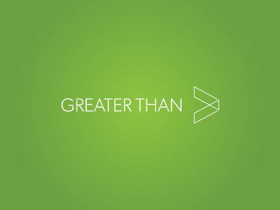 Greater Than Logo