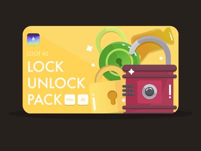Lock / Unlock
