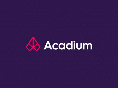Acadium Rebrand