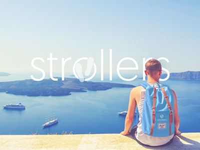 Strollers Cannabis Brand Identity pattern gif photography color palette typography brand design cannabis brand identity packaging logo branding