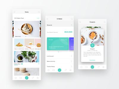 Society Pass userexperiance ux  ui food app agency ui experiencedesign