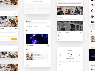 Matter Chicago Website Design uiuxdesign uidesign design webdesign