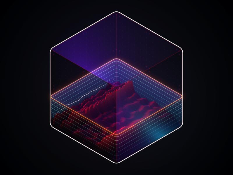 Audio Visualizer by Faisal Sharif on Dribbble
