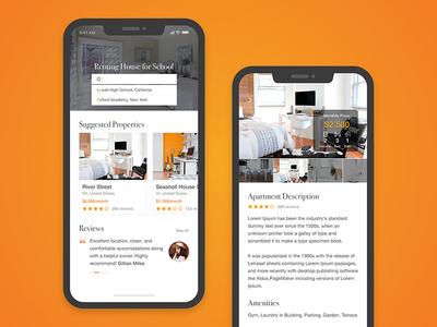 Rent House App