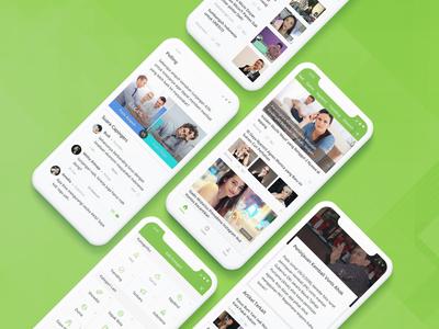Redesign News App