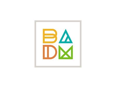 Bay Area Discovery Museum Logo bay area discovery kids children brand logo blocks