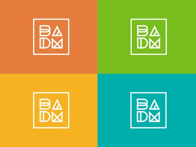 Bay Area Discovery Museum Logo - 1 color bay area color logo kids discovery children brand blocks