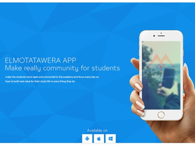 Motatawera app 2 platform cross cordova angularjs angular ionic interface user app academy ux ui