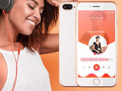 Music Player adobe xd xd music player ui music player music app app adobe ux ui